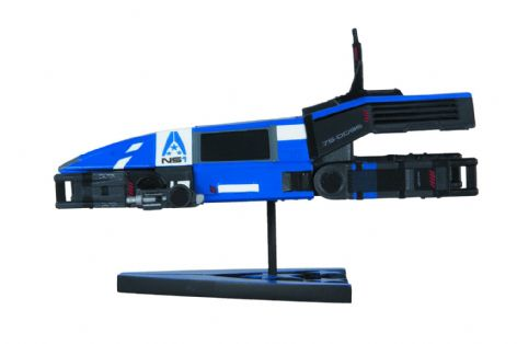 Mass Effect 'Alliance Shuttle' Replica Model